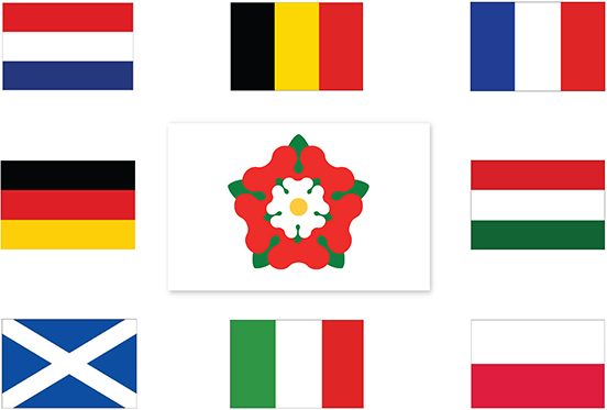 Rose flag with others.jpg
