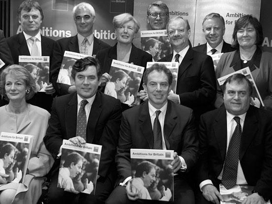 Blair holding manifesto22.jpg